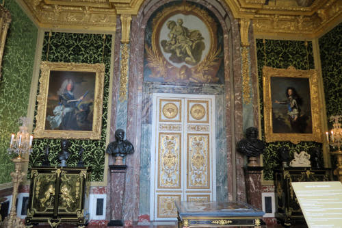 Feast in the house of simon - Hercules Room  Versailles