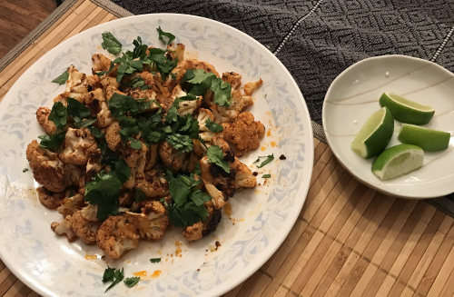 Chipotle Cauliflower