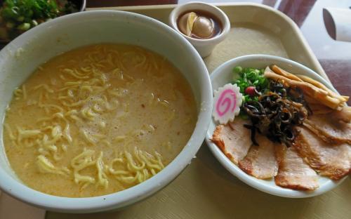 Shio Ramen Toroniku Style - Santouka