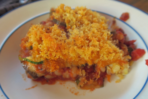 Bean and Vegetable Cassoulet 02