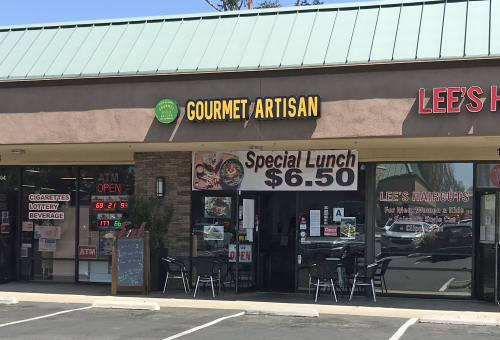 Gourmet Artisan Rev 01