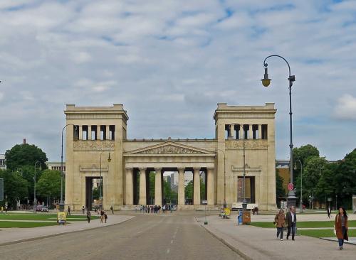 Propylaea at Königsplatz