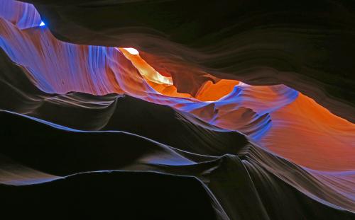 Antelope Slot Canyon - Page  AZ
