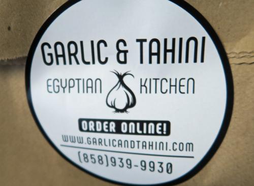 Garlic Tahini 17