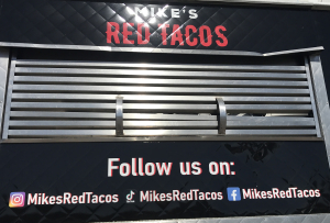 Mikes Red T 14