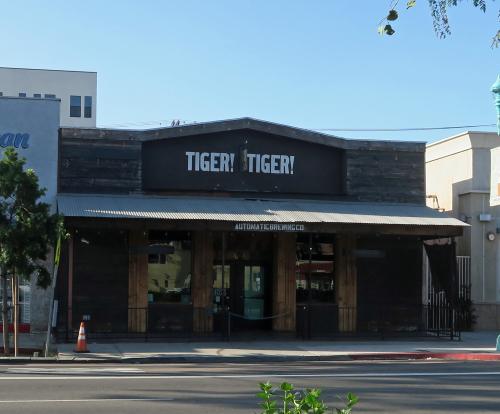 Tiger Tiger MM
