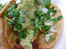 Mexican Food Vista La Gordita